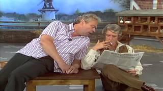 Rudi Carrell & Dirch Passer - Rauchen aufgeben 1978