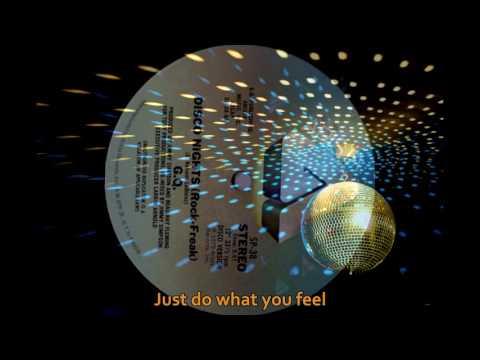 G Q    Disco Nights (Rock Freak) 1979 Lyrics