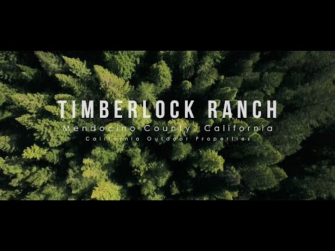 Amazing Northern California Ranch | Timberlock Ranch Mendocino County, California