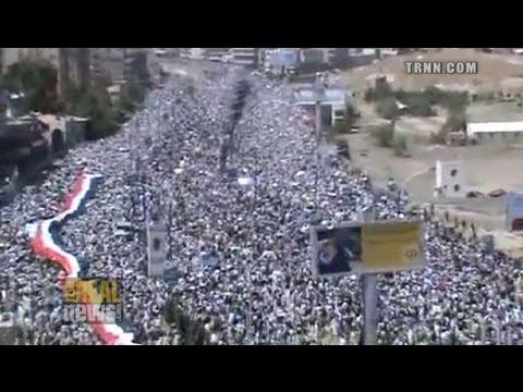 Yemen Protest Demands Saleh Face Justice
