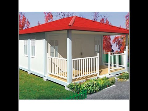 luxury flatpack living prefabricated 20ft flat pack container house homes