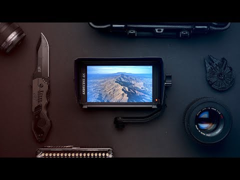 $180 Swivel Monitor That Powers Your Camera - AndyCine A6 Review