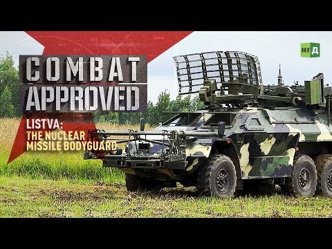 Listva: The Nuclear Missile Bodyguard. Vehicle fries IEDs to protect Yars mobile nukes