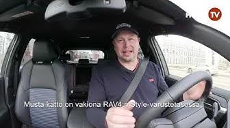 Toyota RAV4 Nettiauto koeajo