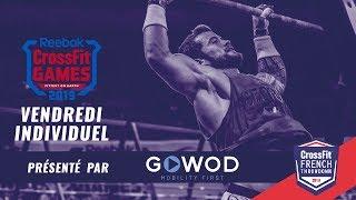 CrossFit® Games 2019 - Individuel Event 5  - Jour 2 - Présenté par GOWOD