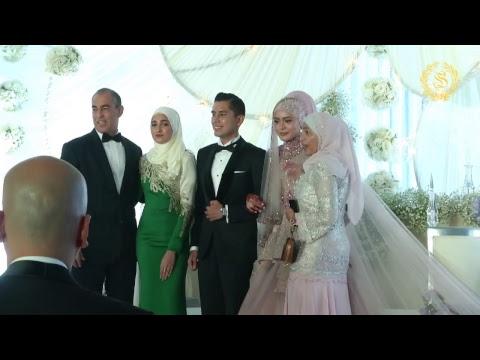 Wedding Reception Syida Melvin & Shafiq (LIVE recorded)