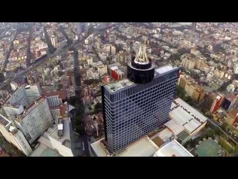 World Trade Center Mexico es un Rascacielos Emblemático que posee la Ciudad de México