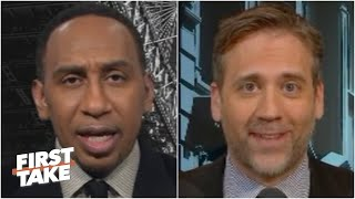 Stephen A. & Max debate which NFC team is better than the Seahawks? | First Take