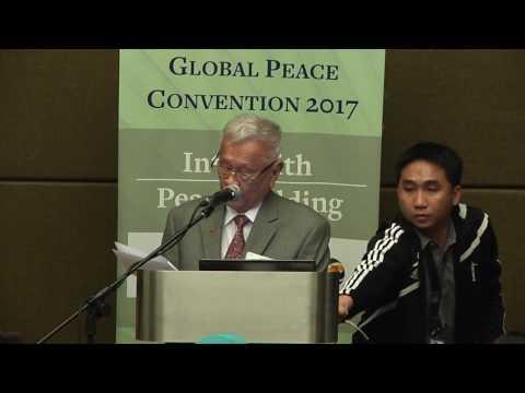 Global Peace Convention 2017 | Interfaith Peacebuilding 5: Social Cohesion through Shared Values