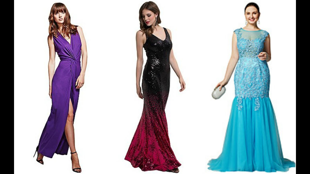 Eye catching special occasion dresses youtube