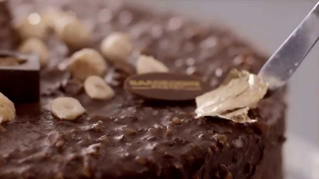 شوكولاتة روشية من سعد الدين Chocolate Rocher From Saadeddin Youtube