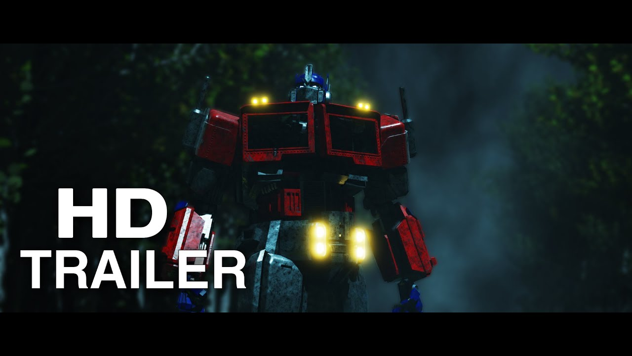 Cybertron Falls: The War Within Teaser Trailer For CGI Fan Film
