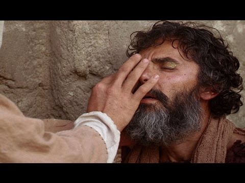 A REAL EYE OPENER - JESUS HEALS A BLIND MAN - YouTube