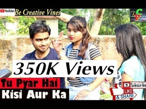 tu-pyar-hai-kisi-aur-ka-|-heart-touching-love-story|cover-by-sampreet-dutta-|-dil-hai-ke-manta-nahin