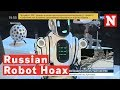 Hi Tech Russian Robot Revealed As Just A Man In A Suit mp3