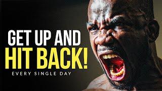 GET UP & HIT BACK - New Motivational Video