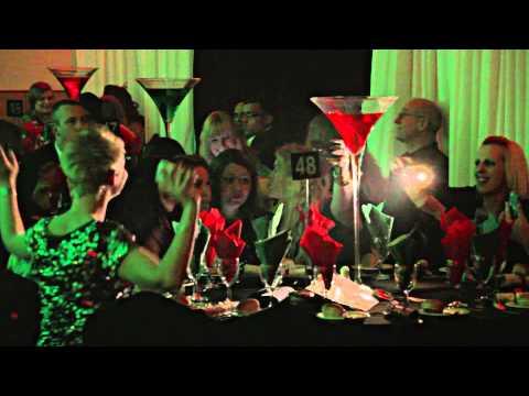 Moonlight & Mistletoe Christmas Parties Birmingham 2015