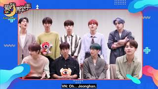 [ENG SUB] 200713 Raise Your Hand If You Love Me Interview (SEVENTEEN) by EightMoonSubs