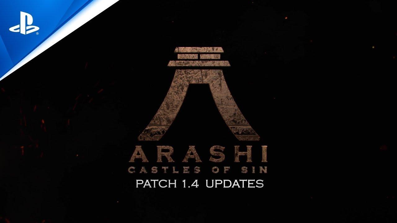 Arashi: Castles of Sin | Patch 1.4 Trailer