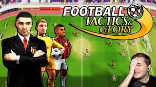 Football Tactics Glory Эта игра уничтожила ФИФА 20 Лучший симулятор футбола на ПК