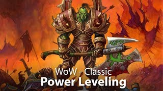 WoW Classic - Power Leveling - Deutsch/German