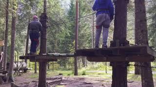 Settimane verdi al Dolomiti Adventure Park