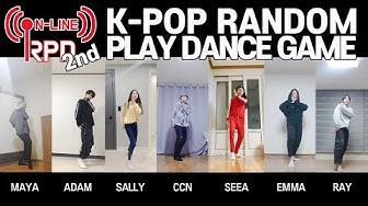 2ND | 케이팝 온라인 랜덤플레이댄스게임 / KPOP ONLINE RANDOMPLAY DANCE GAME