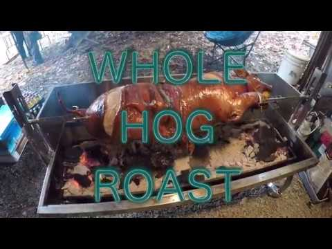 How To Spit Roast A Hog, Prep To Party!