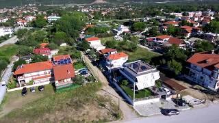Mi Drone Flight  in Asprovalta beach