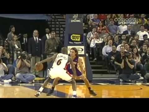 Jamal Crawford - Golden State Highlights