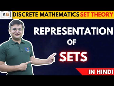 Part-2   Representation Of Sets In Hindi   Set Builder Form Tabular Representation Roster Form