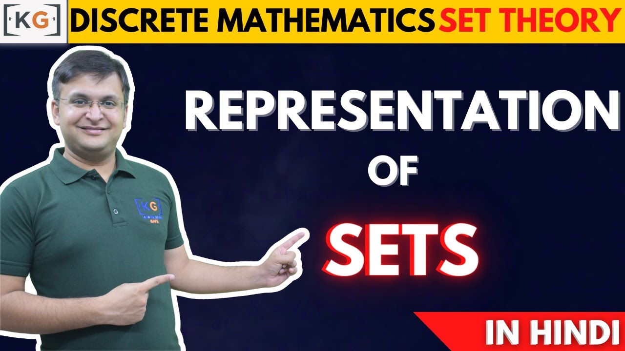 Part 2 Representation Of Sets In Hindi Set Builder Form Tabular