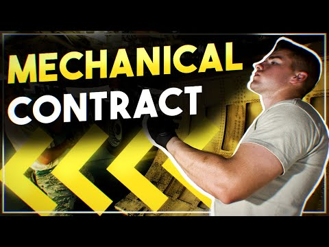 Open Mechanical Contract - Air Force Jobs
