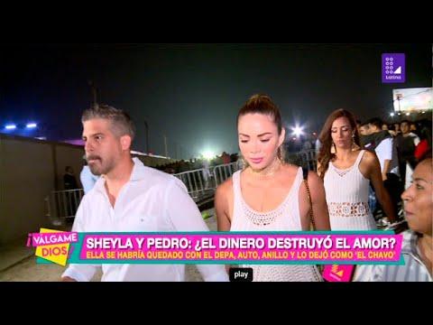 Sheyla Rojas y Pedro Moral: ¿El dinero destruyó el amor? - Válgame Dios