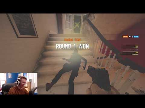 1v1 AGAINST A TOXIC BLACKBEARD MAIN! w/ Facecam - Rainbow Six Siege || Custom Game