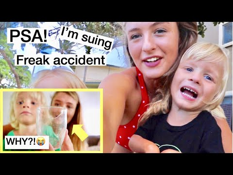 Day In Our Hawaii Life | MY SON ATE A GLASS CUP! PSA! *freaky* thumbnail