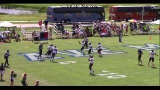 Ronnie Harris Warner University Sophomore Highlights