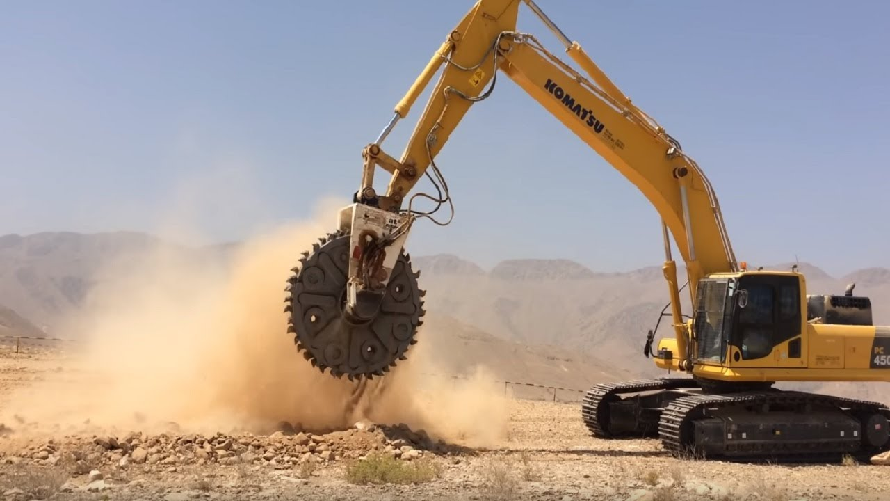 World's Modern Skill operating  Excavator Machine Working - Biggest Heavy Equipment Machinery