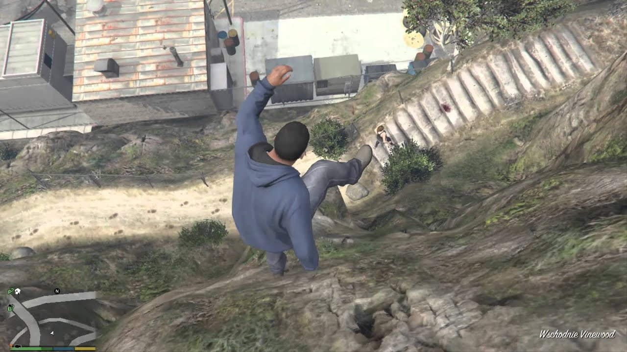 Getting Hit By Cars In Gta
