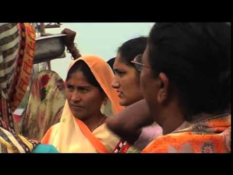 Fishingwomen In Vanakbara (Diu) India