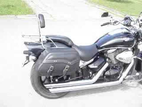 suzuki intruder m800 youtube. Black Bedroom Furniture Sets. Home Design Ideas