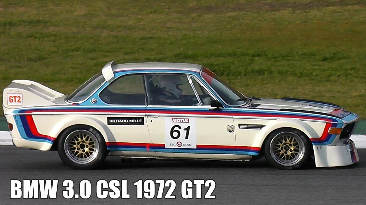 BMW CSL GT BMW E CSL YouTube - 3 0 bmw
