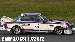 1972 BMW 3.0 CSL GT2 [BMW E9 3.0 CSL]