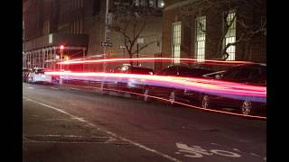 NYU Tisch Film and TV — Frame and Sequence Spring 2019 — Shutter Speed