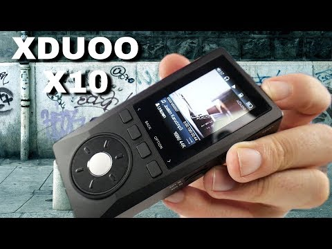 Why is the XDUOO X10 MP3 Player SO EXPENSIVE?