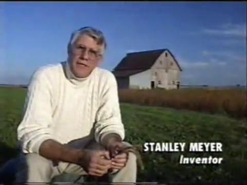 Stanley Meyer - It runs on water - Water car GENIUS - 1995