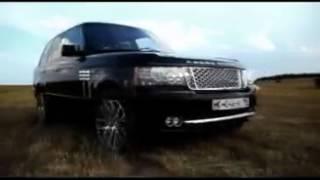 Range Rover тест драйв