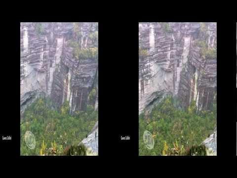 3D Tepui - Canaima - Venezuela