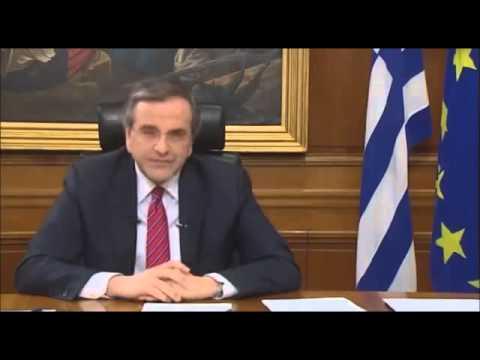 ANTONIS SAMARAS ΤΟ ΑΙΣΘΑΝΟΜΑΙ EPIC!!!