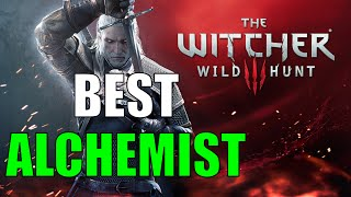 The Witcher 3: BEST Alchemist/Herbalist Location! (Superior Diagrams and Potion of Clearance)